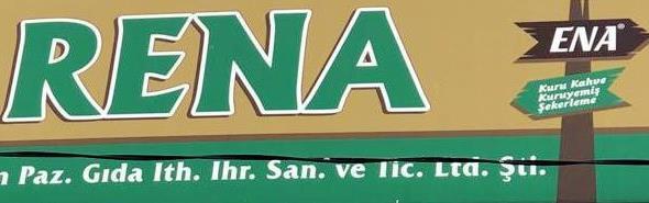 Rena Üretim Pazarlama Gıda İth. İhr. San. ve Tic. Ltd. Şti.